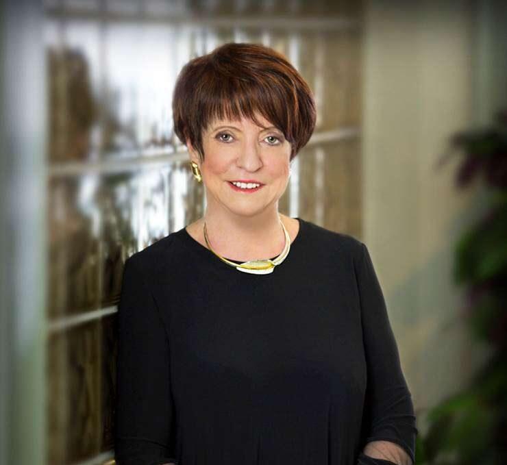 Gloria Parsons portrait